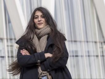Karen Martínez és una de les sòcies fundadores d'Infantium.  Foto:ALBERT SALAMÉ