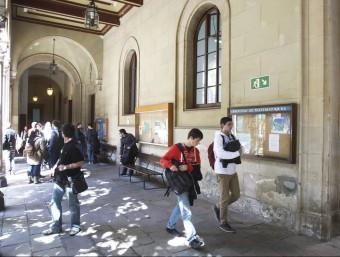 Tant la Generalitat com les universitats catalanes volen evitar que la reforma acabi homogeneïtzant els centres.  Foto:ORIOL DURAN