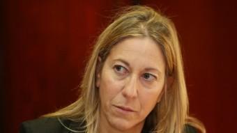 Neus Munté, vicepresidenta i portaveu del govern de la Generalitat de Catalunya Foto:JUANMA RAMOS