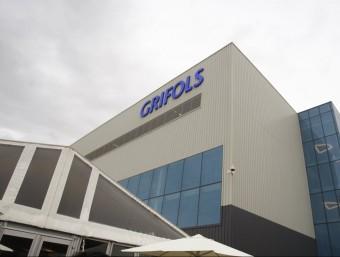 La nova planta de Grifols a Parets del Vallès Foto:ARXIU