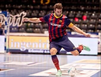 Torras va fer dos dels sis gols blaugrana Foto:FCB