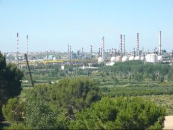"""Un estudi del ministeri d'Indústria reconeix que Catalunya concentra """"quasi la meitat de la indústria química espanyola"""".  Foto:ARXIU"""