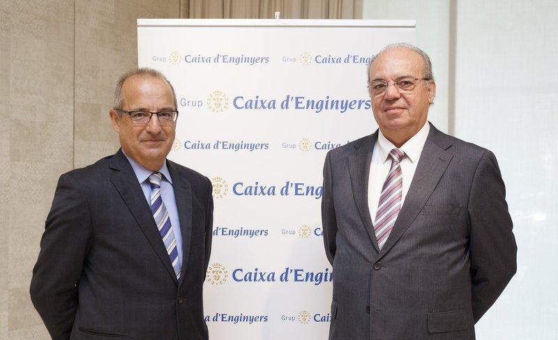 17 mar 2017 el benefici de caixa d 39 enginyers creix un 3 for Caixa d enginyers oficines barcelona