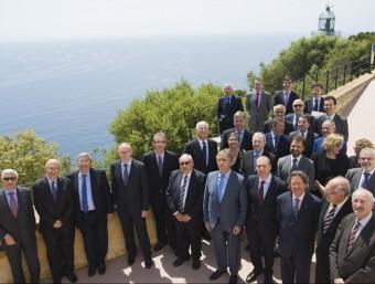 La classe empresarial catalana ha fet un pas endavant i ha mostrat el seu recolzament amb el dret a decidir.