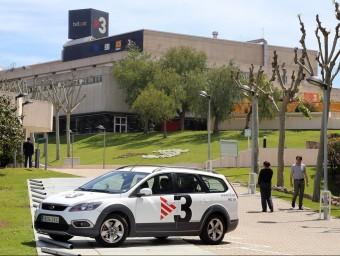 Seu de TV3 a Sant Joan Despí Foto:JUANMA RAMOS