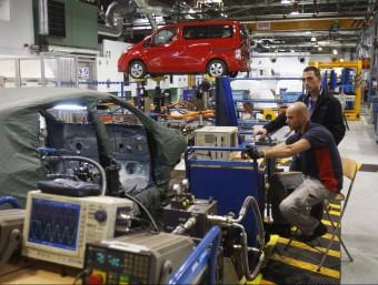 Catalunya va acaparar l'any passat el 52% de la inversió industrial estrangera a l'Estat espanyol
