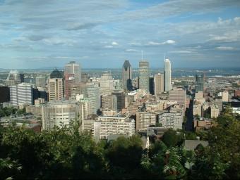 Mont-real, capital econòmica del Quebec, es considera més propera culturalment a Europa.  Foto:FLICKR / MARTIN AKA MAHA