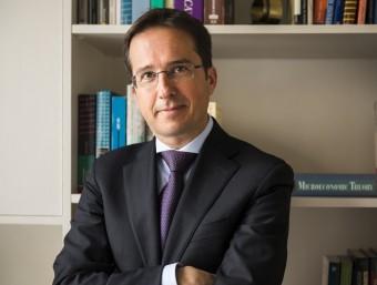 José Ignacio Conde-Ruiz.  Foto:ARXIU