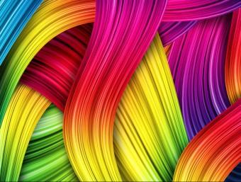 És important treballar els colors abans d'una sesió creativa.  Foto:ARXIU