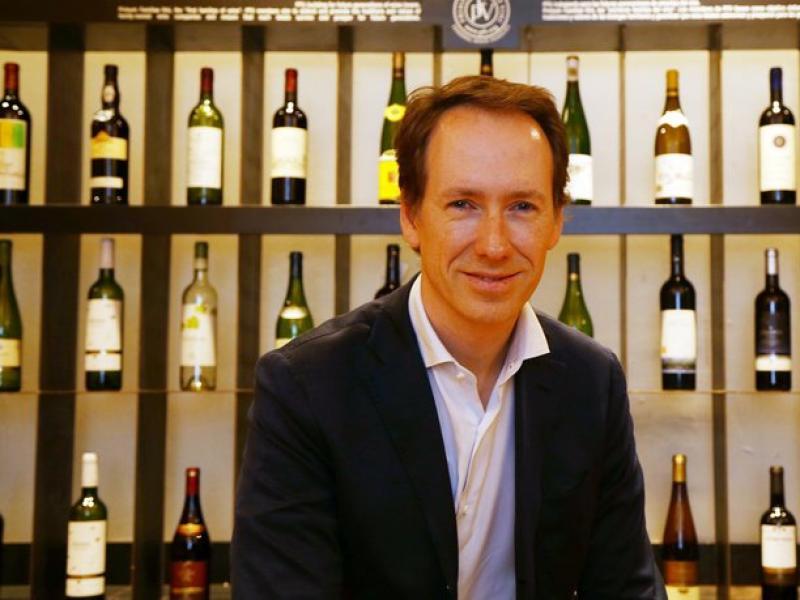 Miquel Torres, director general de Cellers Torres.  Foto:ANDREU PUIG