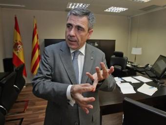 Daniel de Alfonso està al capdavant de l'OAC des del juliol del 2011.  Foto:ARXIU