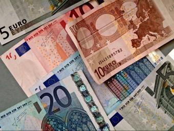 El deute públic segueix disparat i acumulant rècords Foto:ARXIU/ANDREU PUIG