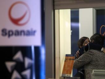 La setmana ha estat marcada pel judici d'Spanair Foto:ARXIU