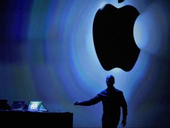 Apple, un nom de marca que no té res a veure amb el producte.