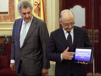 Els PGE per a 2015 menystenen la inversió en infraestructures a Catalunya Foto:ARXIU
