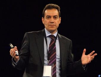 Carlos Rebate.  Foto:ARXIU