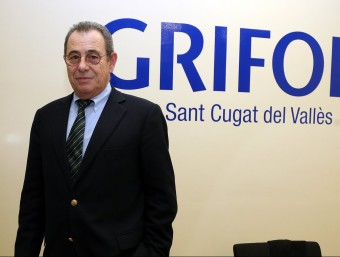 Víctor Grífols, president i conseller delegat de Grífols Foto:J.R