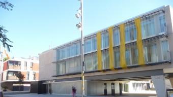 L'Ajuntament de Premià de Dalt, en una imatge del passat 8 de novembre Foto:MARIA TERESA MÁRQUEZ