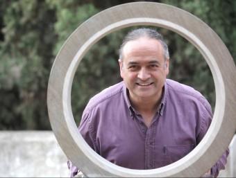 El director tècnic del celler Albet i Noya és un dels impulsors del Clàssic Penedès.  Foto:JUDIT FERNANDEZ