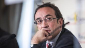 Josep Rull, coordinador general de CDC, en una imatge d'arxiu