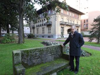 José Maria Amorrortu, en una foto d'arxiu Foto:DEIA