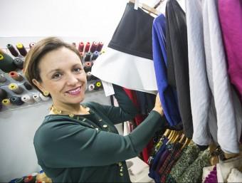 Carolina Delgado és una de les impulsores de Do It Original.  Foto:ALBERT SALAMÉ
