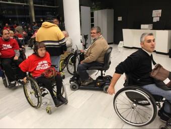 La reforma de l'IRPF introdueix noves deduccions per discapacitat i família nombrosa.  Foto:JOAN SABATER