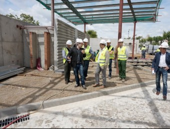 L'ACP és la primera agència de certificació professional per al sector de l'edificació.  Foto:ARXIU