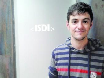 Pablo Villalba és un dels fundadors de 8fit.  Foto:L'ECONÒMIC
