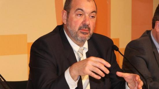 Josep Maria Padrosa , en una imatge d'arxiu. Foto:J. SABATER