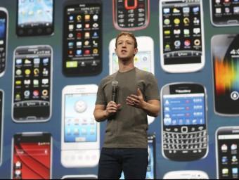 Zuckerberg repetirà visita al Congrés Mundial del Mòbil.