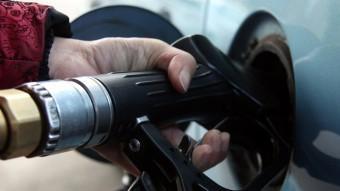 Un sortidor de gasolina Foto:ARXIU/ACN