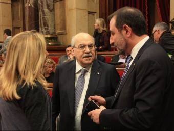 El Parlament ha aprovat els comptes per 2015.  Foto:ARXIU