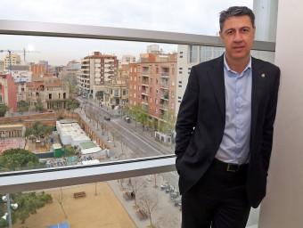 Xavier García Albiol, candidat del PP a la presidència de la Generalitat de Catalunya Foto:JOAN MANUEL RAMOS