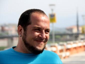 David Fernández, fins ara portaveu de la CUP Foto:ACN