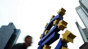 La seu del BCE a Frankfurt Foto:REUTERS