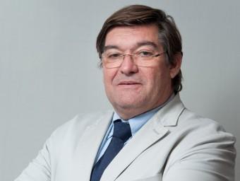 El president del Col·legi de Biòlegs de Catalunya.  Foto:ARXIU