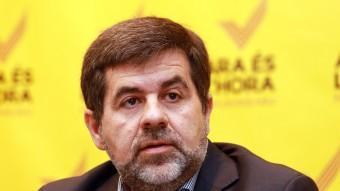 El president de l'ANC, Jordi Sànchez Foto:ANDREU PUIG