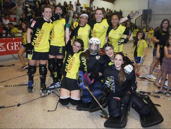 El Generali Palau Plegamans campió de l'OK Lliga femenina