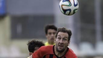 'Sellagol', en un partit de la temporada passada Foto:JC LEÓN