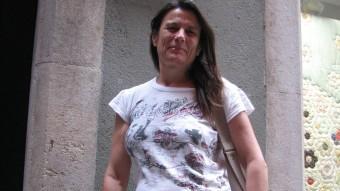 Natxatxa Molina. Foto:Ò. PINILLA