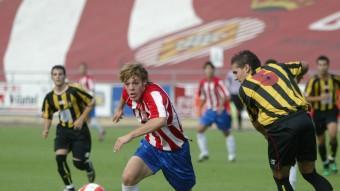 Serramitja, un dels jugadors amb passat gironí del Figueres Foto:L'ESPORTIU