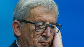 Jean-Claude Juncker, president de la Comissió Europea Foto:EFE