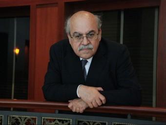 El conseller d'Economia, Andreu Mas-Colell Foto:ACN