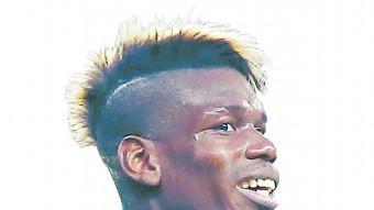 Paul Pogba s'ha convertit en el nom propi d'aquestes eleccions a nivell esportiu Foto:REUTERS