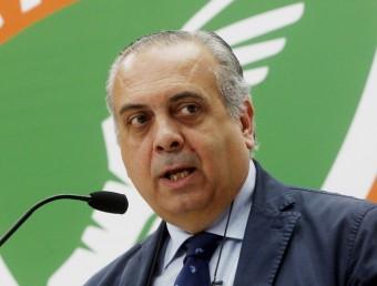 José Luis Sáez Foto:EFE