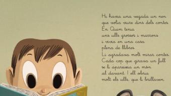 Una imatge del conte de l'il·lustrador Pedro Rodríguez Foto:LA GALERA