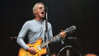 Paul Weller va deixar Pedralbes sense cançons com 'That's entertainment' i 'Town called Malice' Foto:REUTERS
