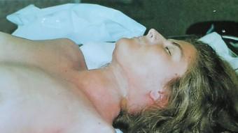 La noia morta a Portbou el 1990 que mai ningú a reclamat tot i les crides fetes per ajudar a identificar-la. Foto:TURA SOLER