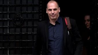 Iannis Varufakis, ministre de Finances grec Foto:REUTERS